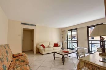 Location meublée appartement 2pièces 50m² Antibes - 810€