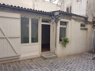 Location ou cession local commercial 32 m² Paris 10E - 1.150 €