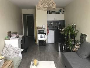 Location meublée studio 22m² Toulouse (31) - 480€