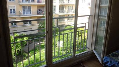 Location studio 26 m² Vincennes (94300) - 825 €