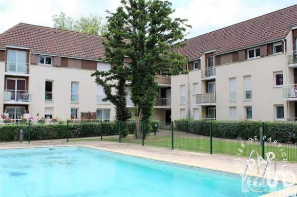 Vente Appartement Pont-Sainte-Maxence (60700) 64 m² 125.000 €