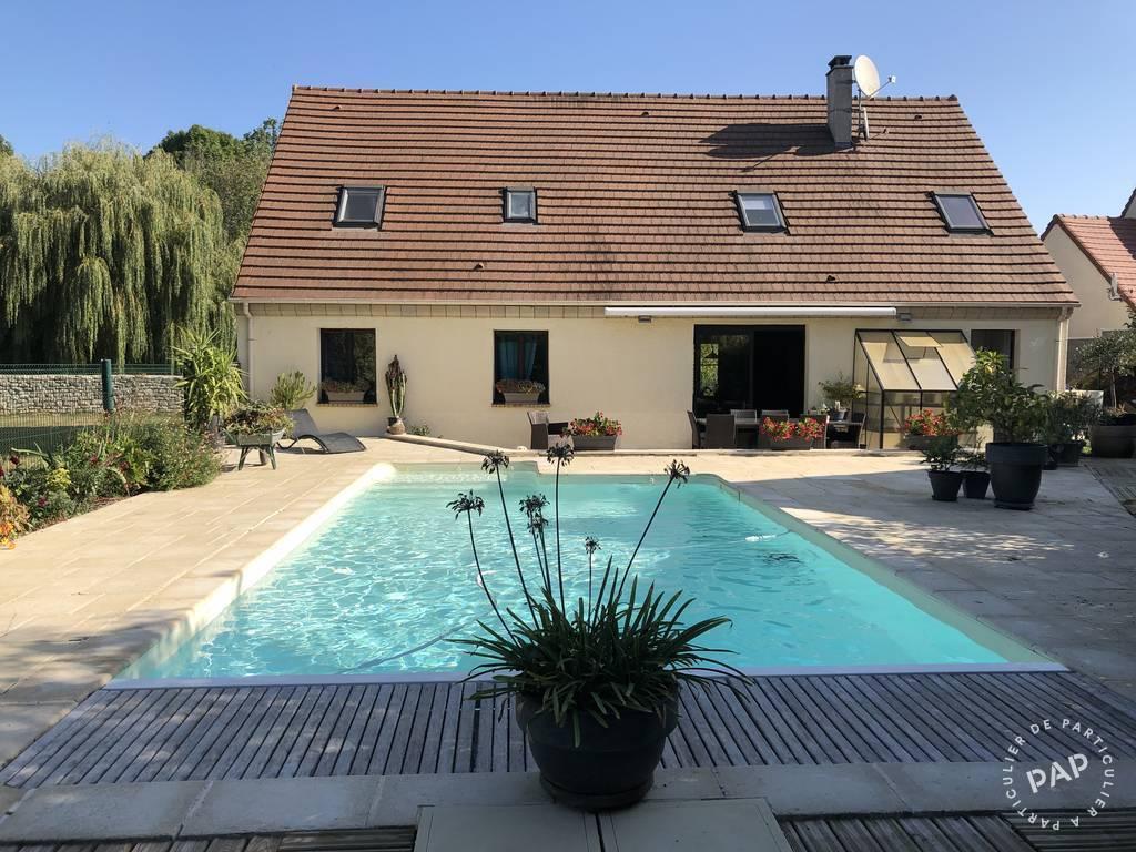 Vente Maison Oinville-Sur-Montcient (78250) 150m² 385.000€