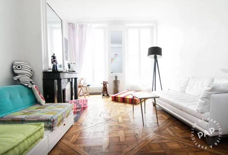 Location Appartement Paris 3E 54m² 1.987€