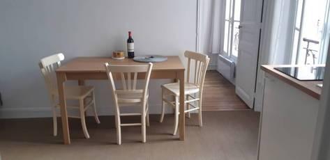 Location meublée appartement 2pièces 27m² Paris 5E - 1.200€