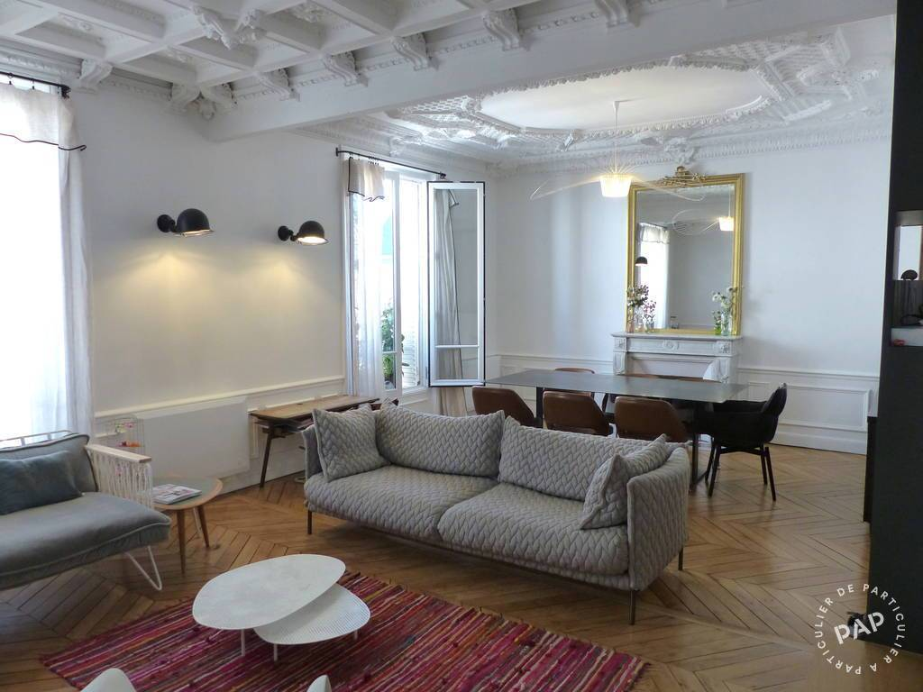 Vente Appartement Paris 5E 95m² 1.350.000€