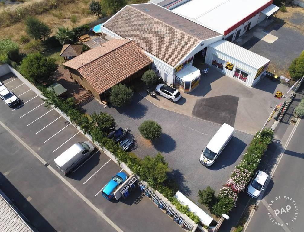 Vente Bureaux et locaux professionnels Saint-Thibery (34630) 460m² 520.000€
