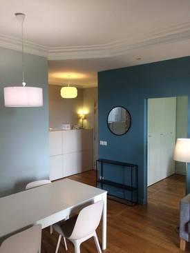 Location meublée appartement 3pièces 62m² Fontenay-Aux-Roses (92260) - 1.550€