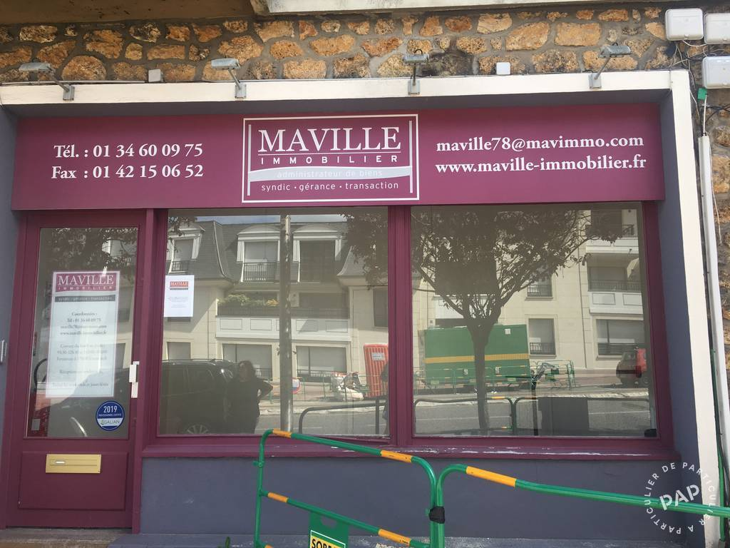 Location Local commercial Saint-Cyr-L'ecole (78210) 23 m² 750 €