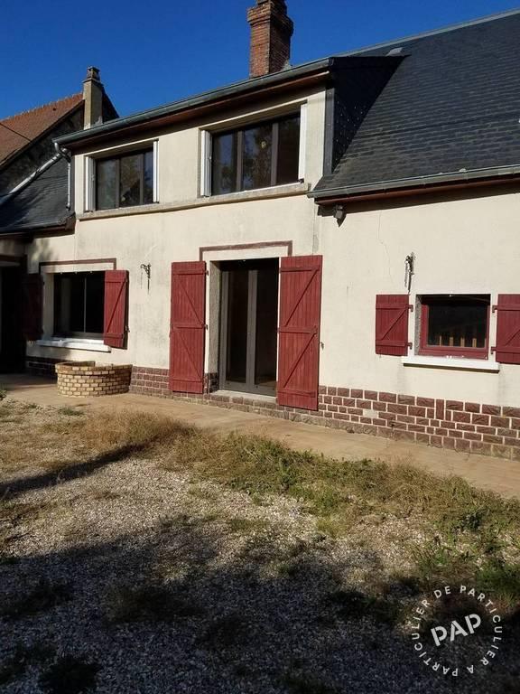 Vente maison 5 pièces Buré (61170)