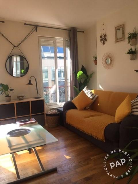 Appartement 900€ 24m² Levallois-Perret (92300)