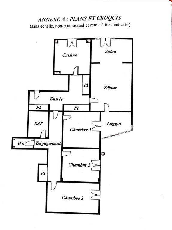 Appartement 145.000€ 95m² Olivet (45160)