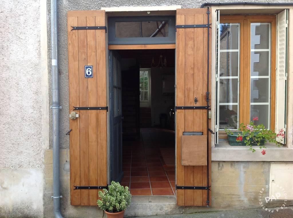Maison 65.000€ 67m² Saint-Gaultier (36800)