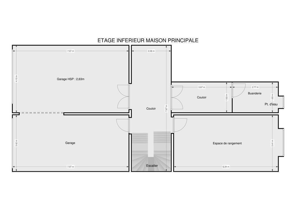 Vente Maison Sebazac-Concoures (12740) 240m² 360.000€