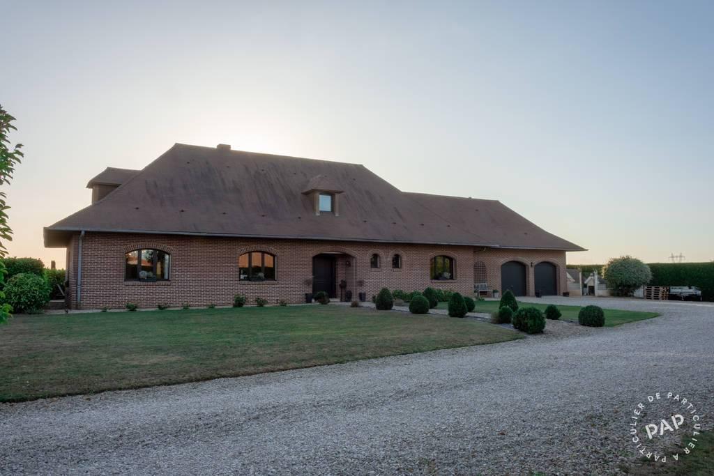 Vente Maison Rouvroy (62320) 306m² 490.000€