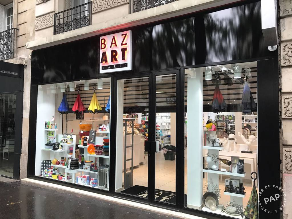Vente Fonds de commerce Paris 14E 162 m² 149.000 €
