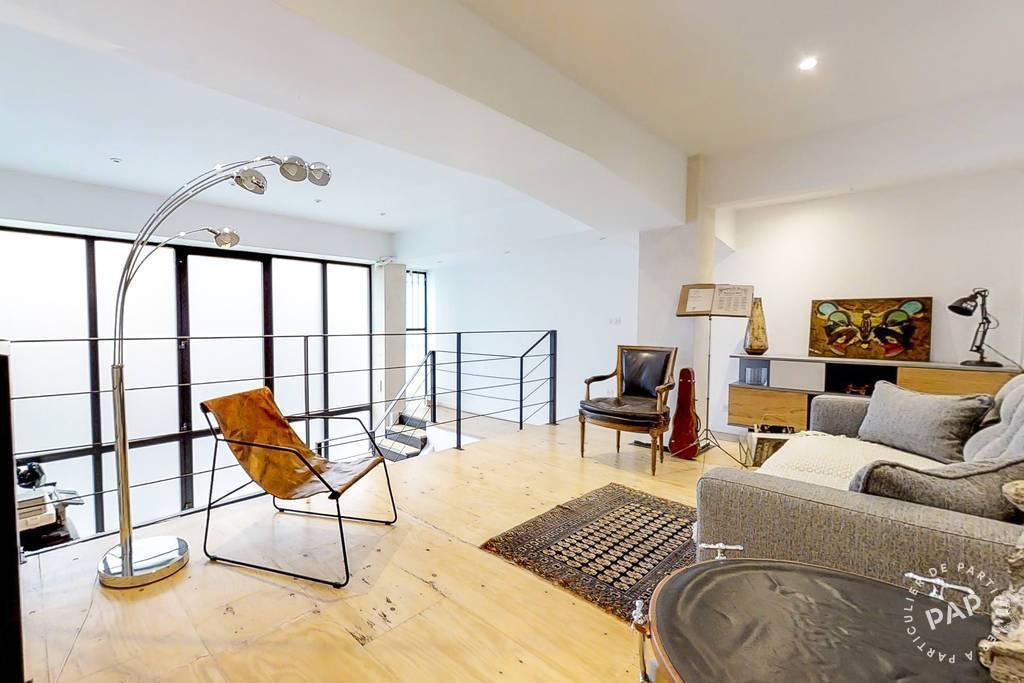 Vente Appartement Paris 20E 130m² 1.049.000€