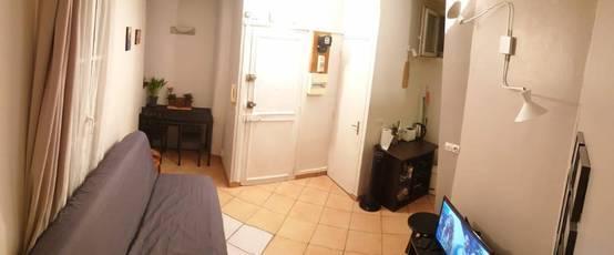 Location meublée appartement 2pièces 30m² Paris 17E - 1.085€