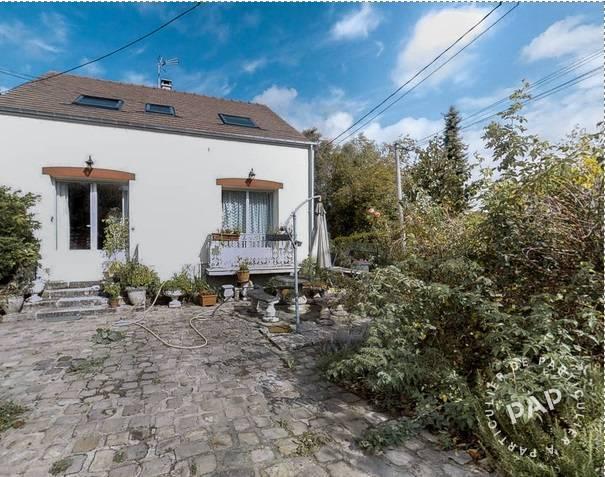 Vente Maison Saint-Remy-Les-Chevreuse (78470) 120m² 450.000€