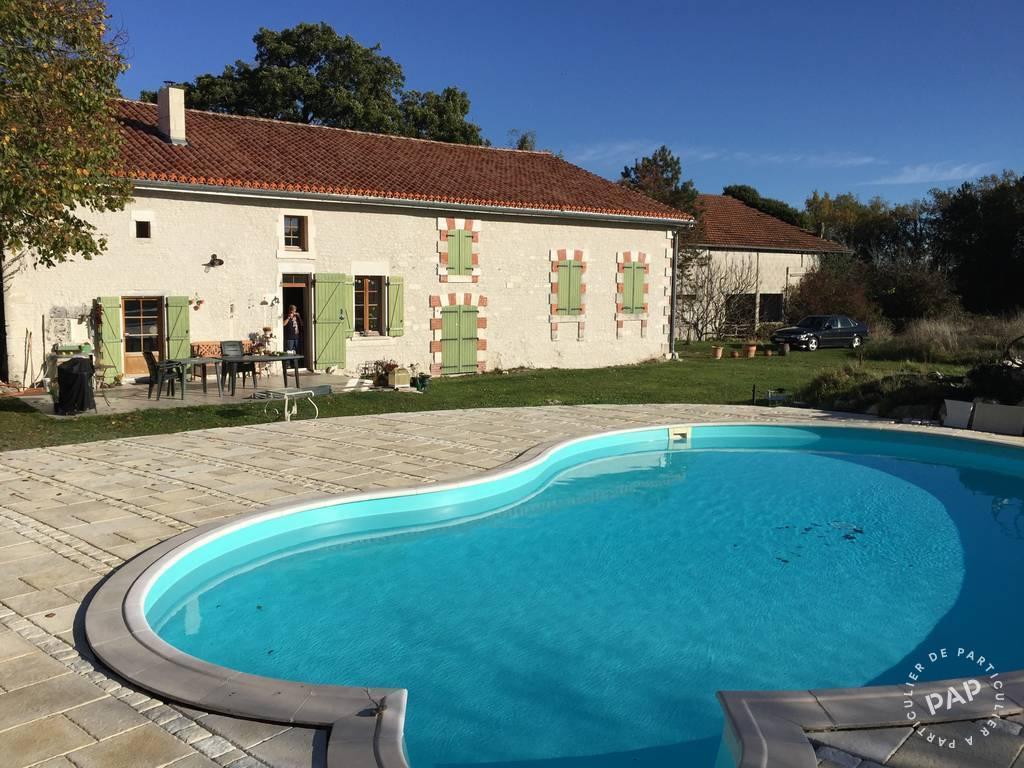 Vente Maison Lachaise (16300) 188m² 240.000€