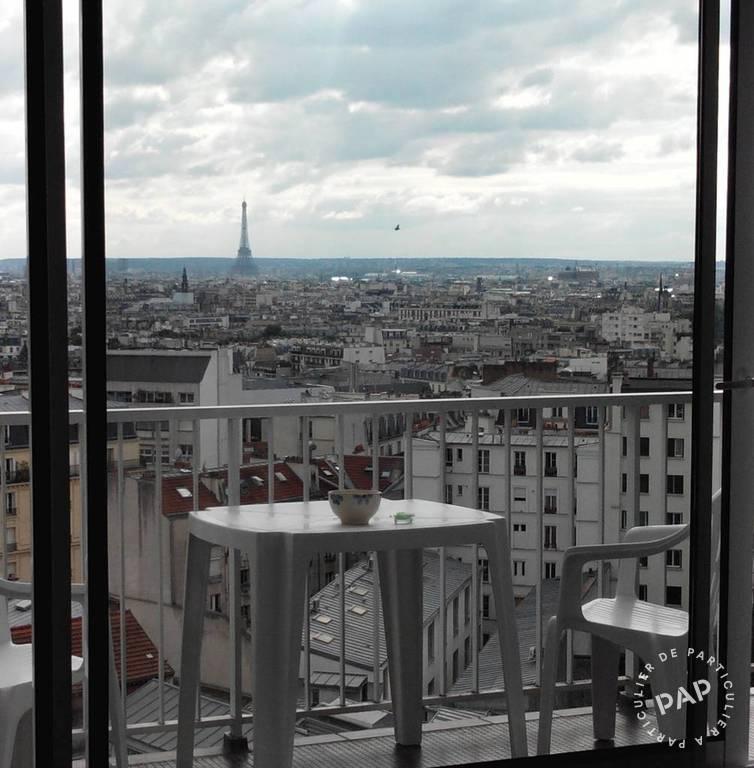 Location Appartement Paris 10E 35m² 1.290€