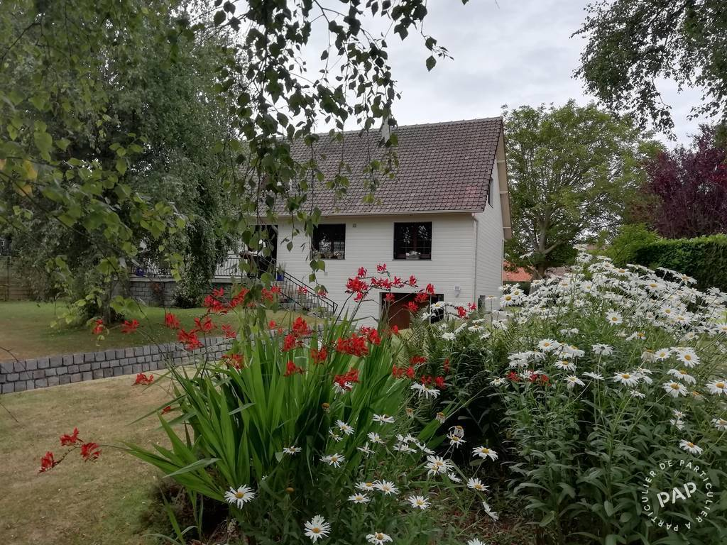 Vente Maison Bracquemont (76370) 170m² 250.000€