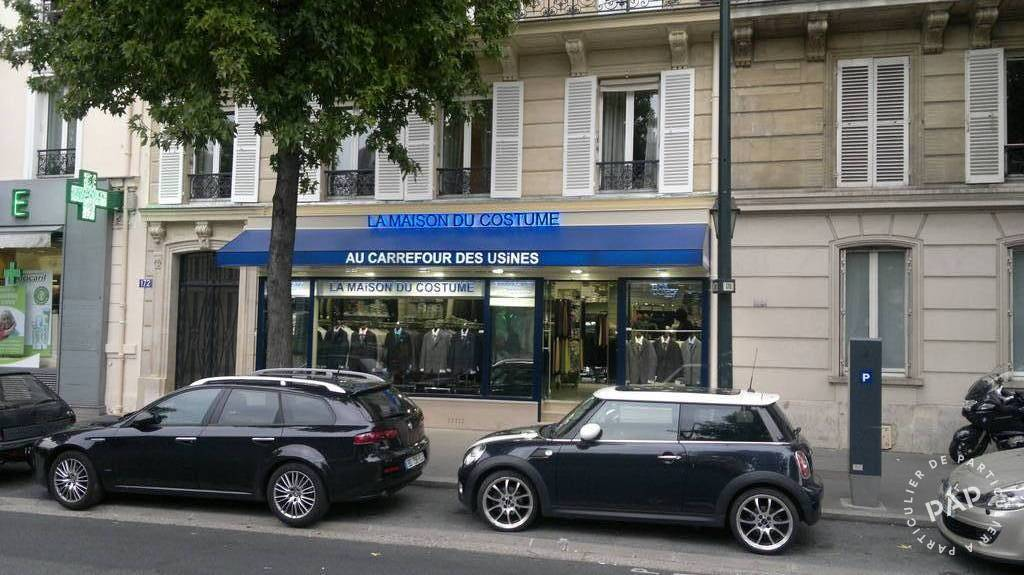 Location Local commercial Neuilly-Sur-Seine (92200) 80m² 9.900€