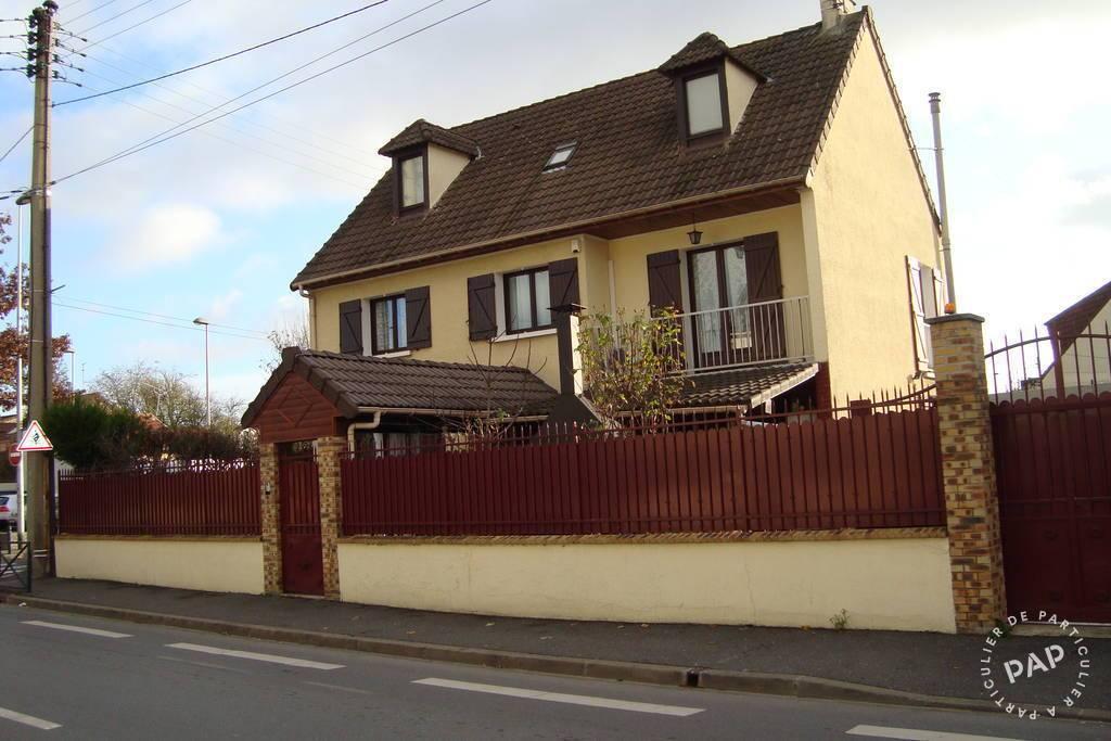 Vente Maison Aulnay-Sous-Bois (93600) 200m² 370.000€
