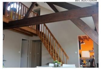 Location meublée appartement 4pièces 65m² Mouvaux (59420) - 860€