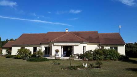 Vente maison 170m² Saint-Mars-D'outille (72220) - 320.000€