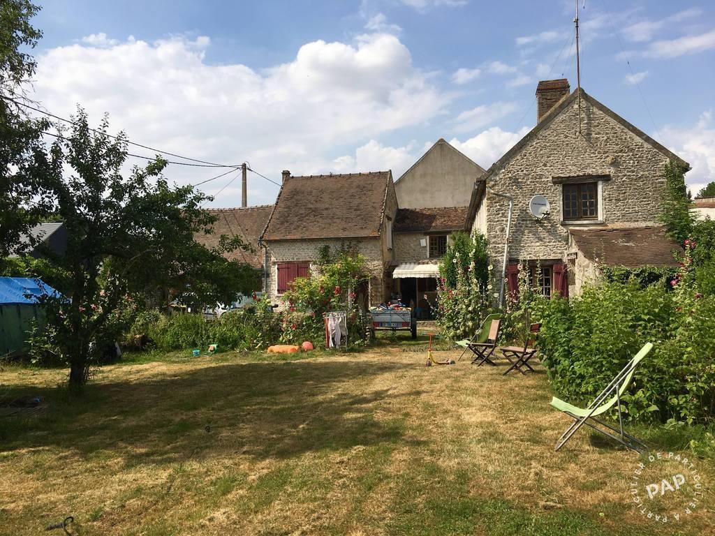 Vente maison 8 pièces Autruy-sur-Juine (45480)