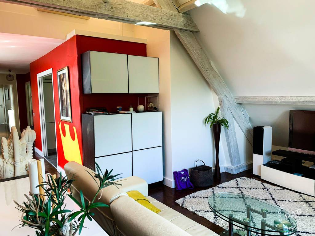 Vente appartement 5 pièces Maisons-Laffitte (78600)