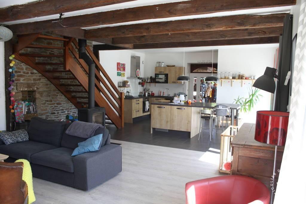 Vente Maison Caudan (56850) 110m² 241.000€