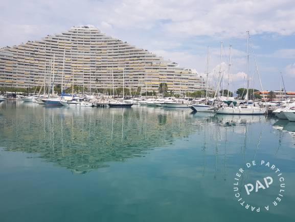 Location Appartement Villeneuve-Loubet (06270) 55m² 970€
