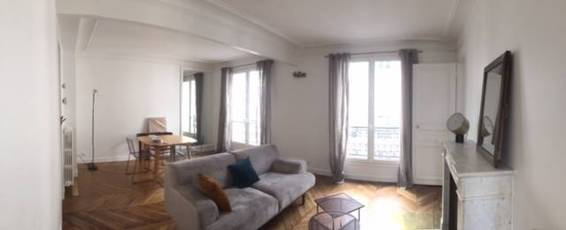 Location meublée appartement 2pièces 54m² Paris 4E - 2.175€