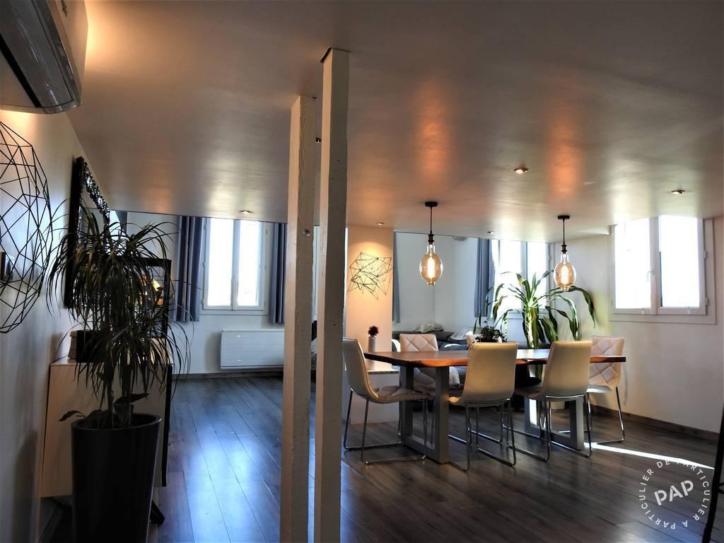 Vente appartement 6 pièces Marseille 12e