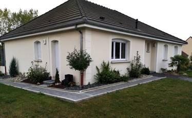 Vente maison 155m² Mesgrigny (10170) - 229.000€