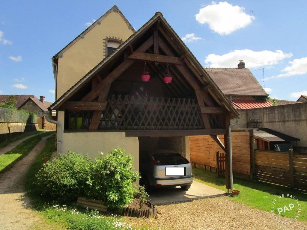 Vente maison 5 pièces La Madeleine-Bouvet (61110)