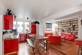 Vente appartement 5pièces 93m² Paris 11E - 975.000€