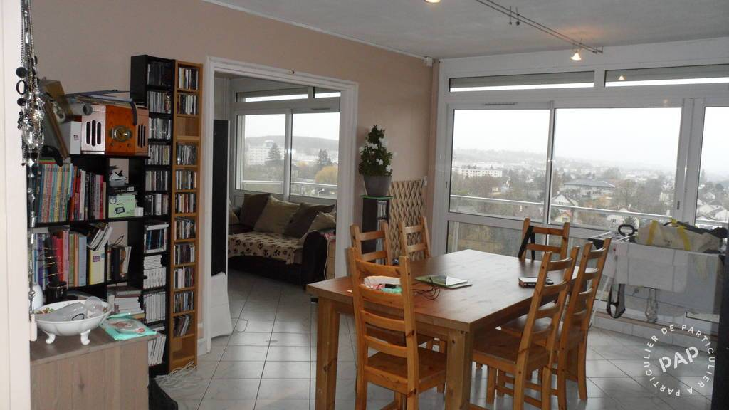 Vente appartement 4 pièces Livry-Gargan (93190)