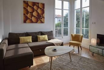 Location meublée appartement 3pièces 56m² Nice (06) - 1.100€