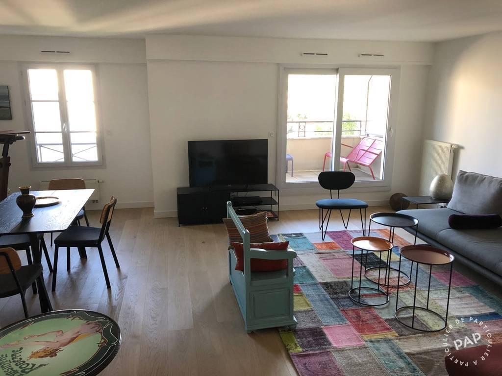 Vente appartement 5 pièces Le Vésinet (78110)