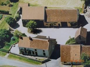 Vente maison 197m² + Terrain 1,5 Hectares - 175.000€