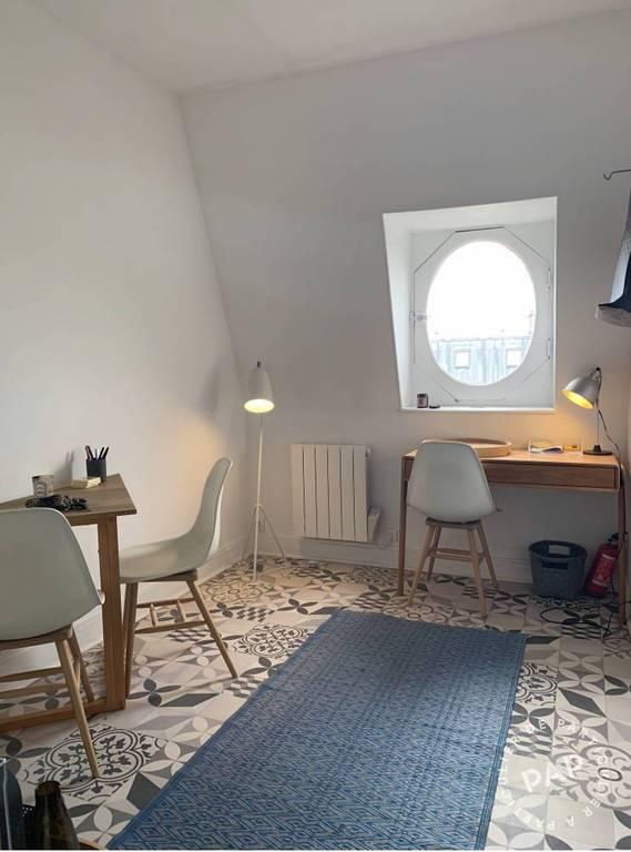Vente appartement studio Paris 10e