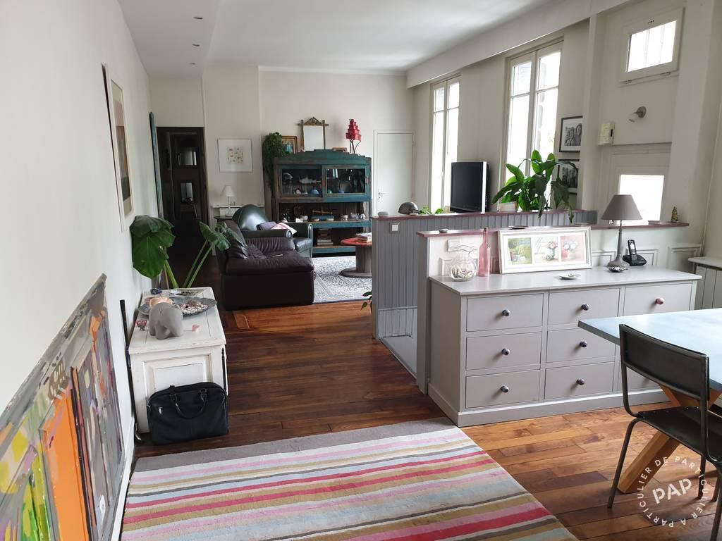 Vente appartement 6 pièces Saint-Germain-en-Laye (78100)