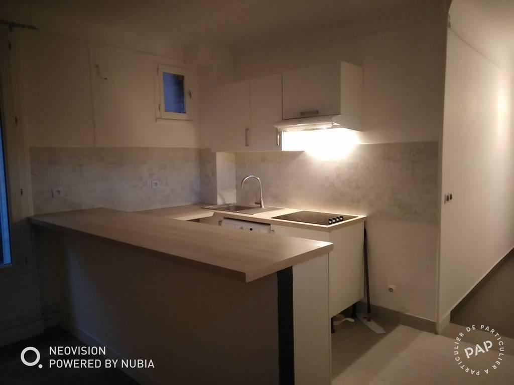 Vente appartement 2 pièces Paris 20e