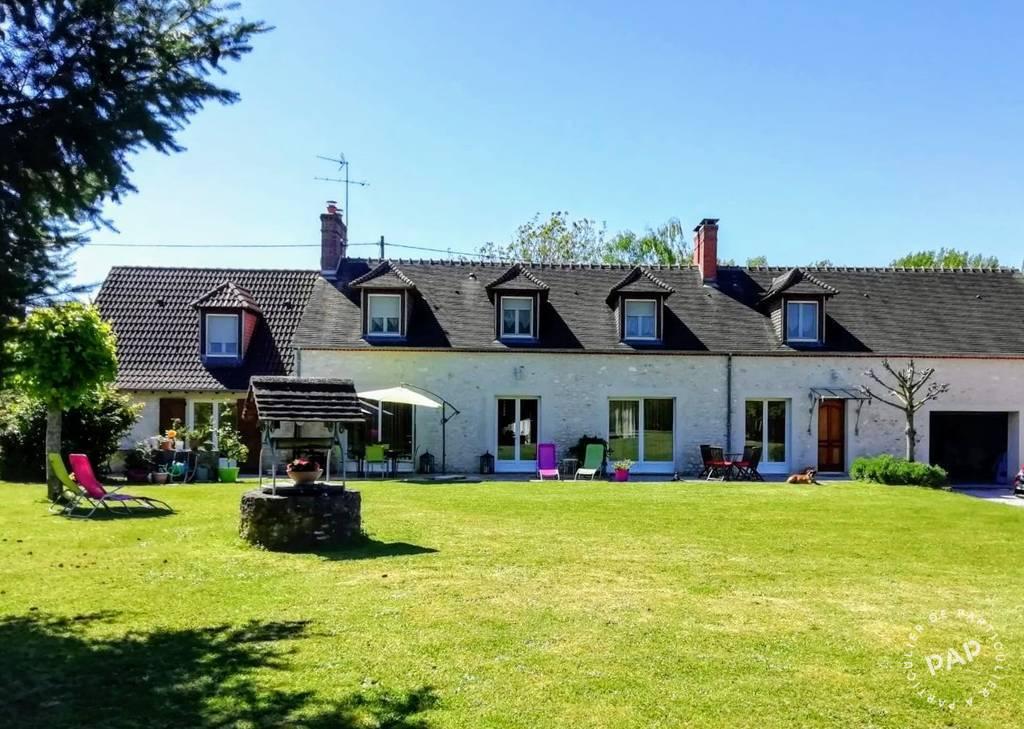 Vente Maison Mehun-Sur-Yevre (18500) 200m² 290.000€