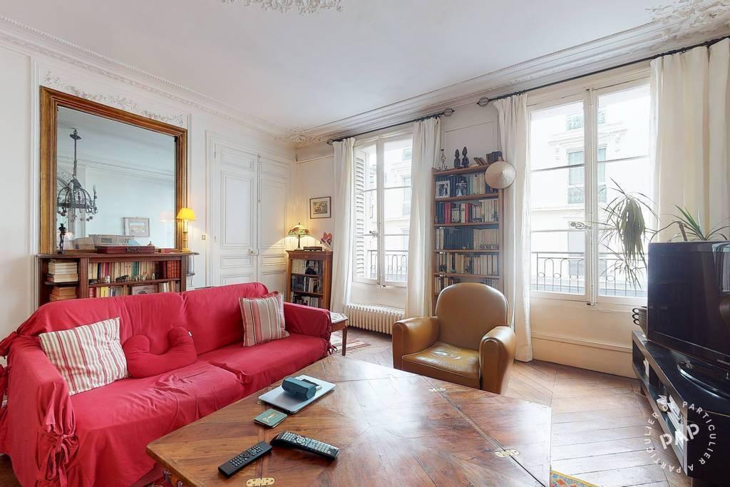 Vente appartement 6 pièces Paris 11e
