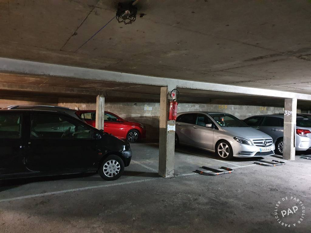 Location Garage, parking Vanves (92170)