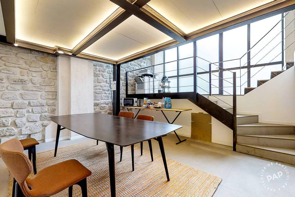 Vente Appartement Loft À Usage Mixte