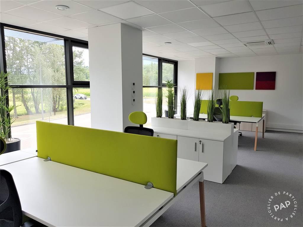 Location Bureaux et locaux professionnels La Motte-Servolex (73290)